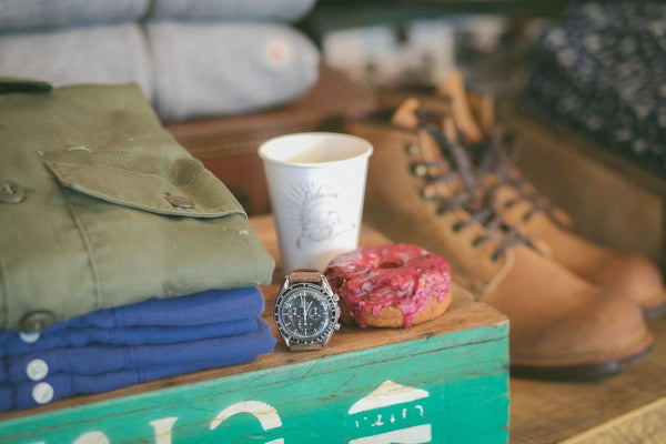 North Menswear, Craft & Tailored, Redwing Heritage, Sidecar Donuts