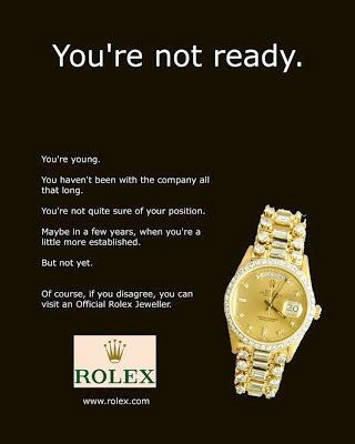 Rolex Day-Date President History - You're not ready