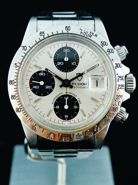 TUDOR CHRONOGRAPH BIG BLOCK