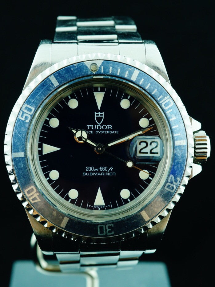 "1992 Tudor Submariner (Ref. 79090) Blue Dial ""Ghost Insert"""