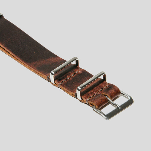 Horween Nato Watch Strap
