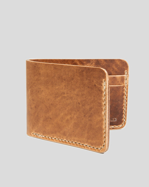 Horweeen Horsehide Wallet Natural