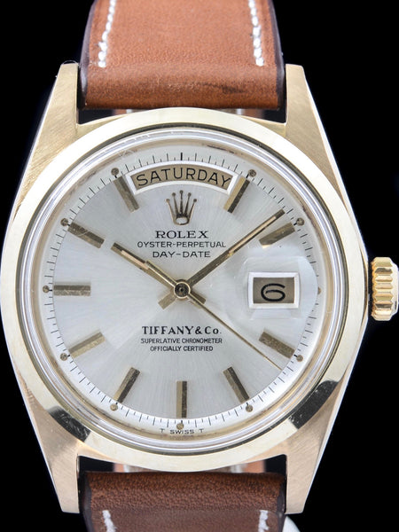 "1974 Rolex Day-Date (Ref. 1802) ""Tiffany Dial"""