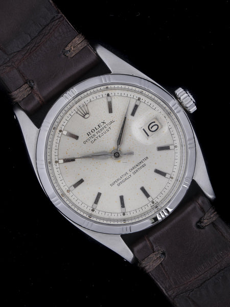 "1961 Rolex Datejust (Ref.1603) ""SWISS Only"" Bamboo Bezel"