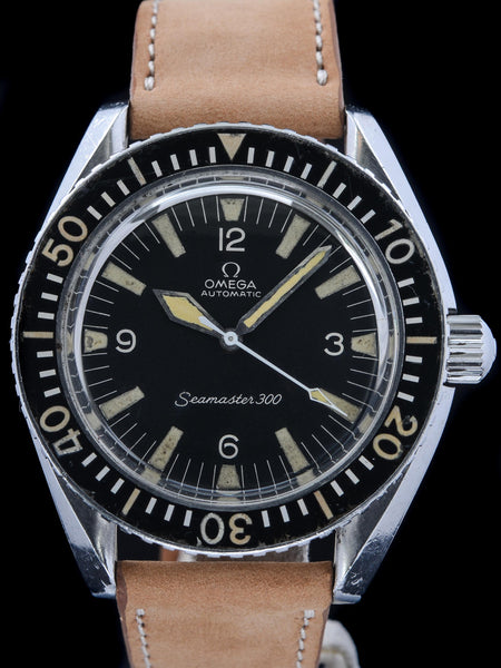 465c9b1d2051 1968 Omega Seamaster 300 (Ref. 165.024) – Craft   Tailored