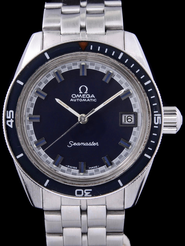 FS 1969 Omega Seamaster 60 Big Crown Ref 166062