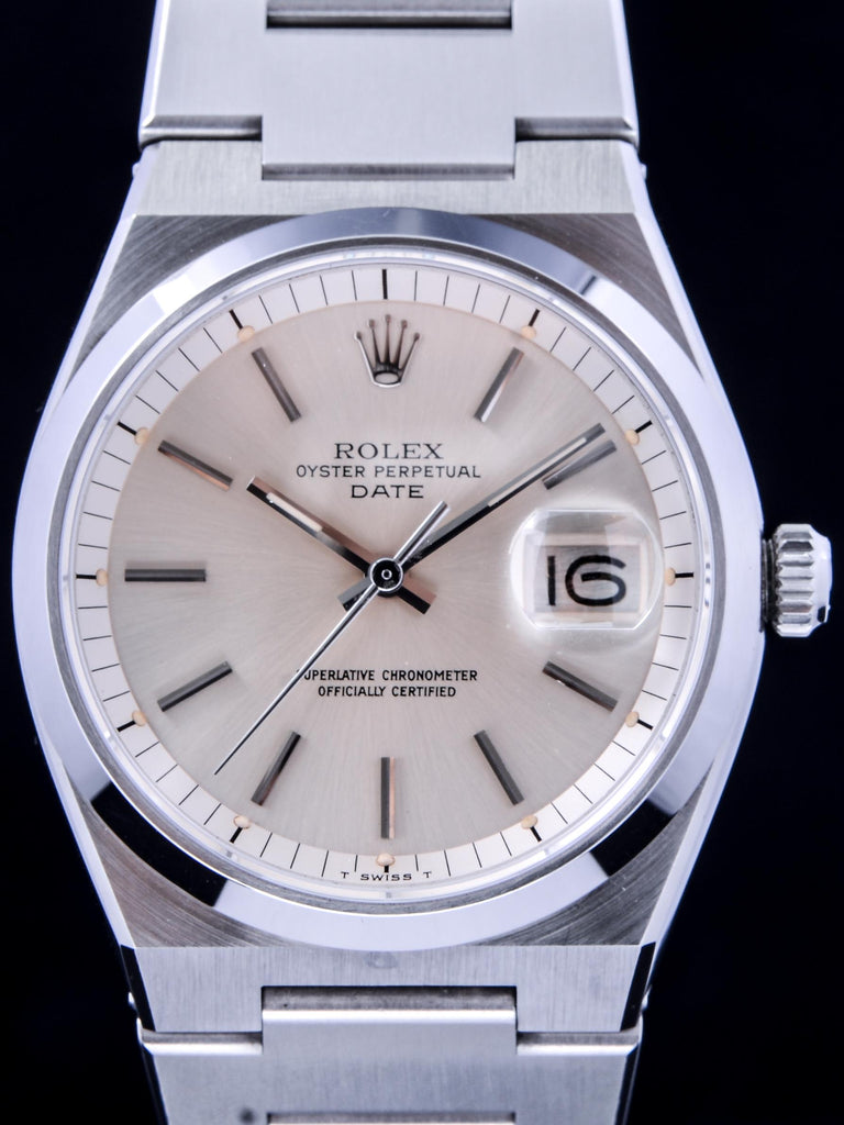 Fs 1978 Rolex Oyster Perpetual Date Ref 1530 Unpolished