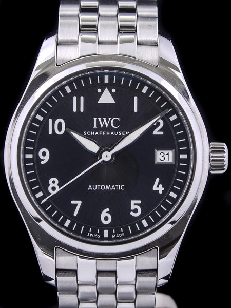 2016 IWC Small Pilot 324002 W/ Box and Cards