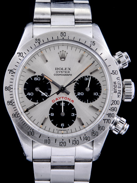 "1979 Rolex Daytona (Ref. 6265) Silver ""Big Red"""