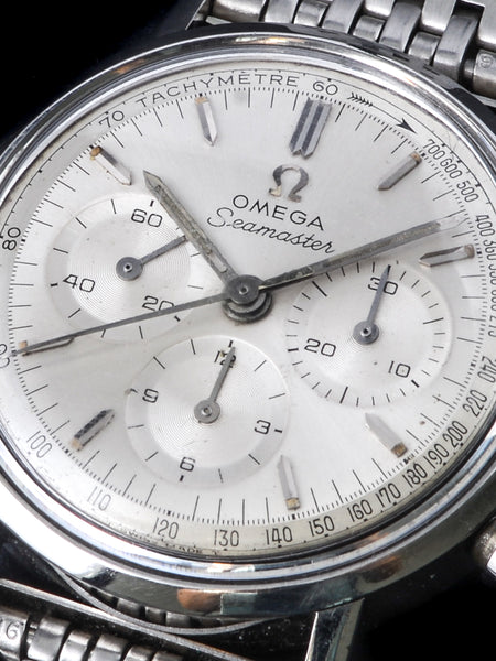 1967 Omega Seamaster Chronograph Cal. 321 (Ref.145.005) With Papers