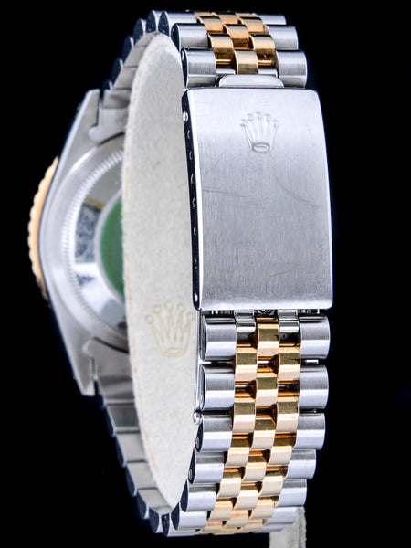 "1990 Rolex Two-Tone DateJust Turn-O-Graph (Ref.16263) ""Thunderbird"""