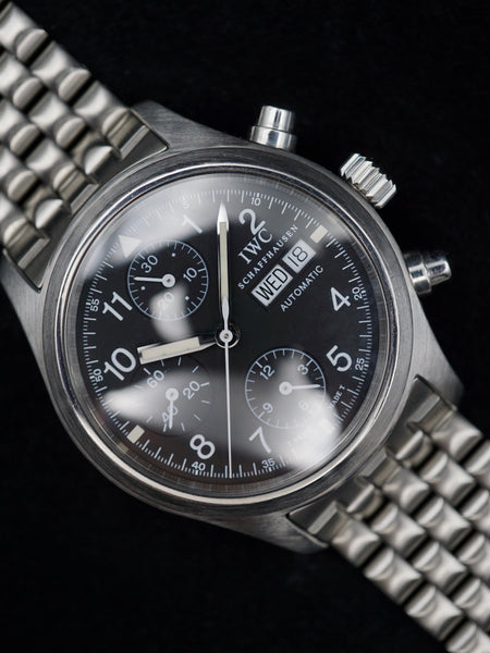IWC 3706 Flieger Chronograph