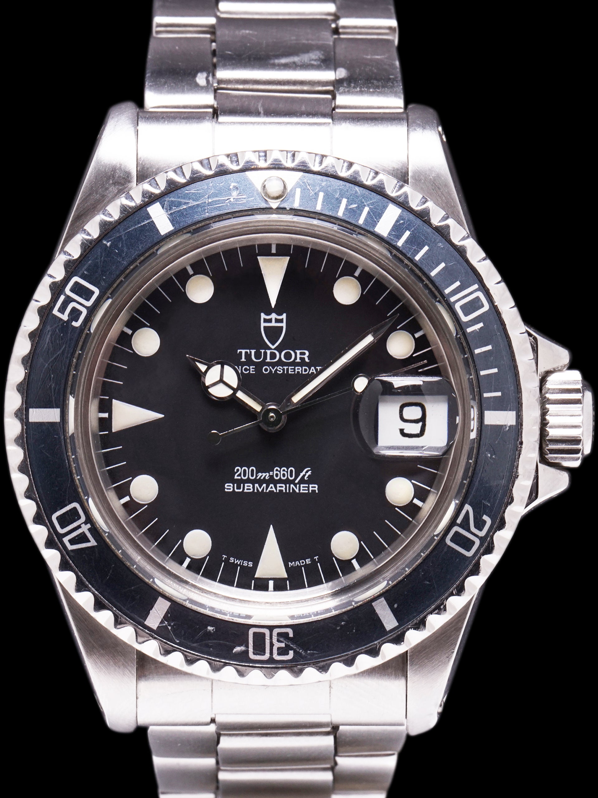 1993 Tudor Submariner (Ref. 79090) W/ Box & Papers