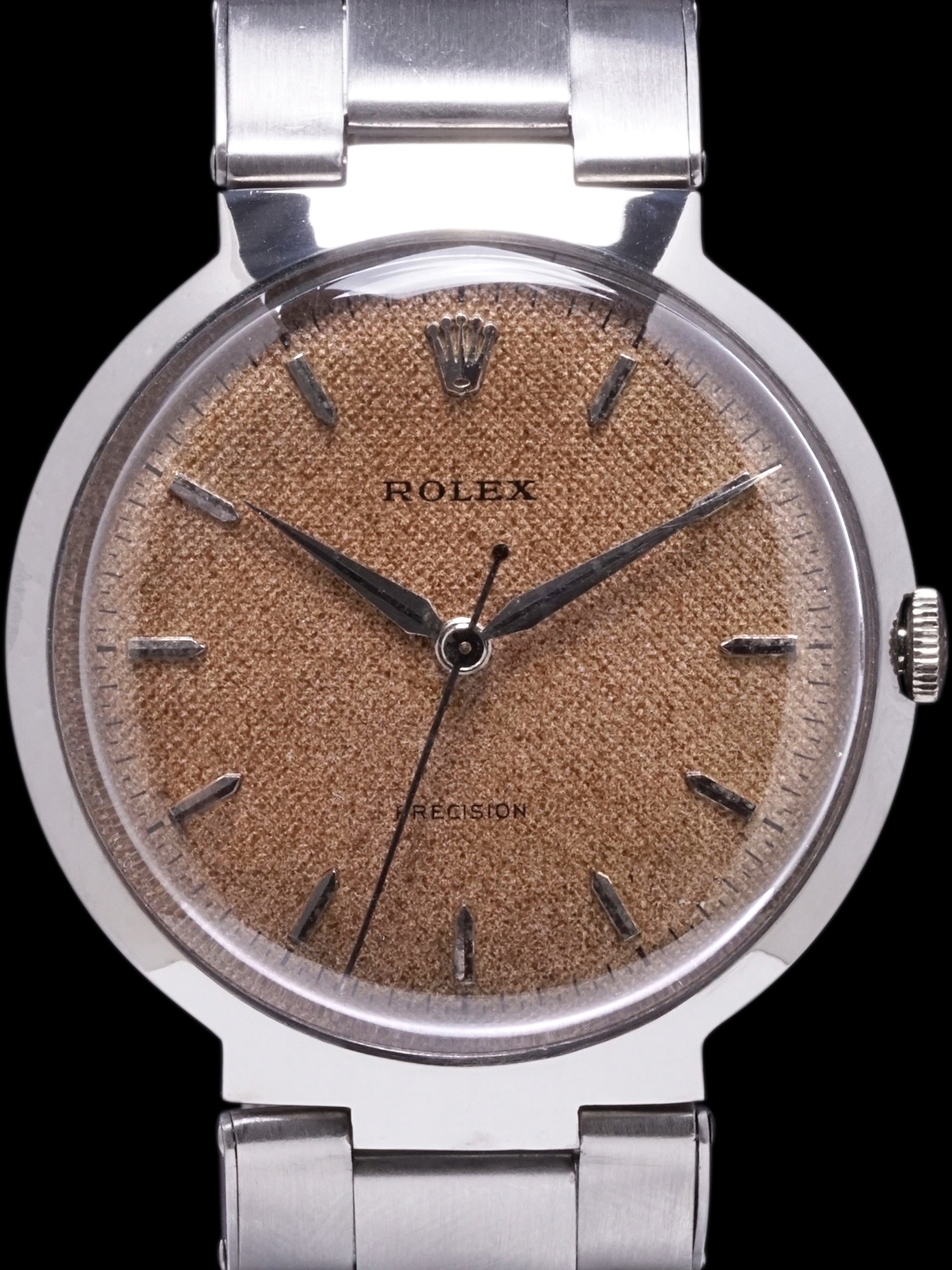 "Tropical 1958 Rolex Precision (Ref. 9083) ""UFO"""