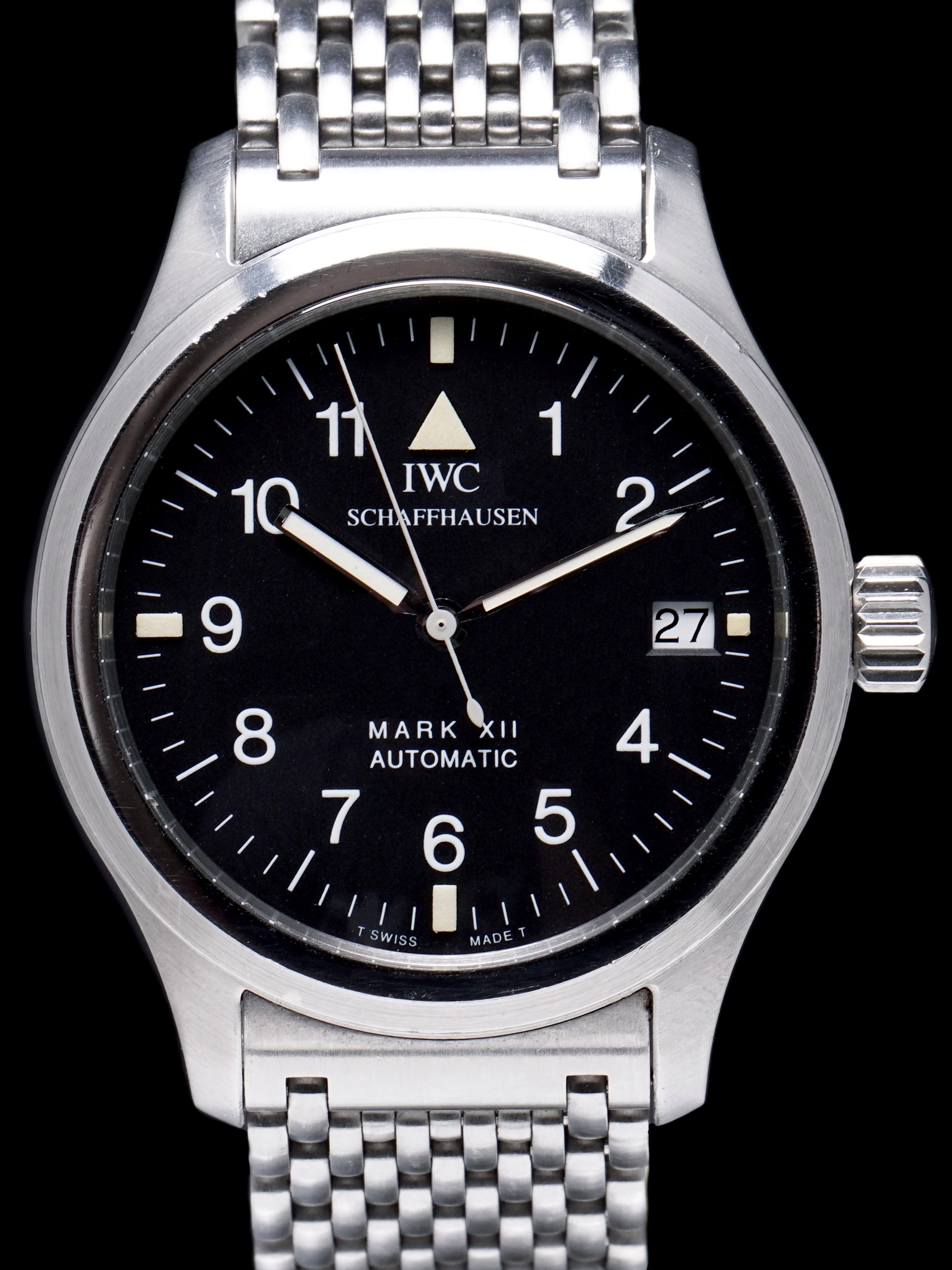 1994 IWC MARK XII with Box and Papers