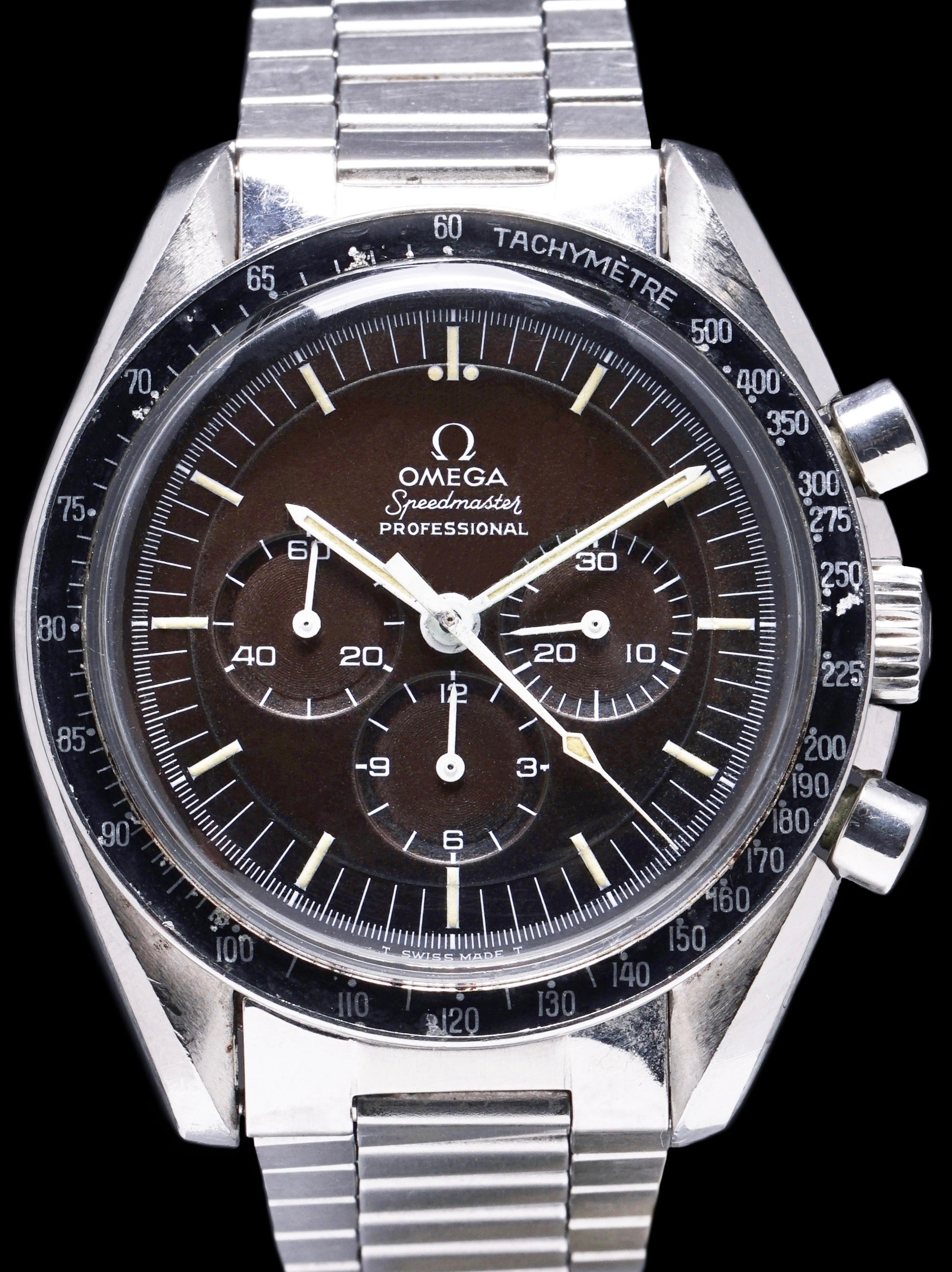 Tropical 1970 OMEGA Speedmaster Professional (Ref. 145.022) Cal. 861