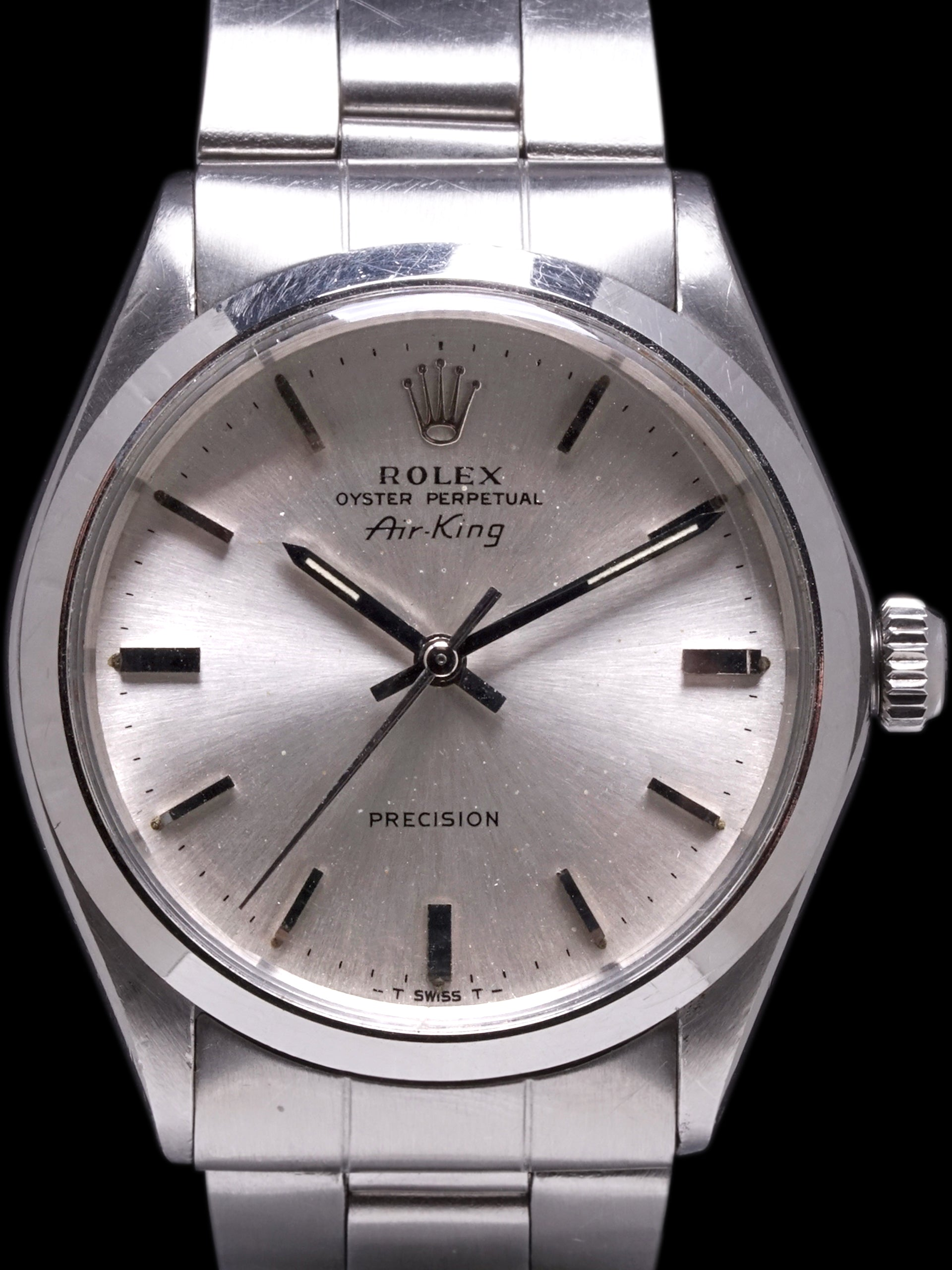 *Unpolished* 1973 Rolex Air-King (Ref. 5500)