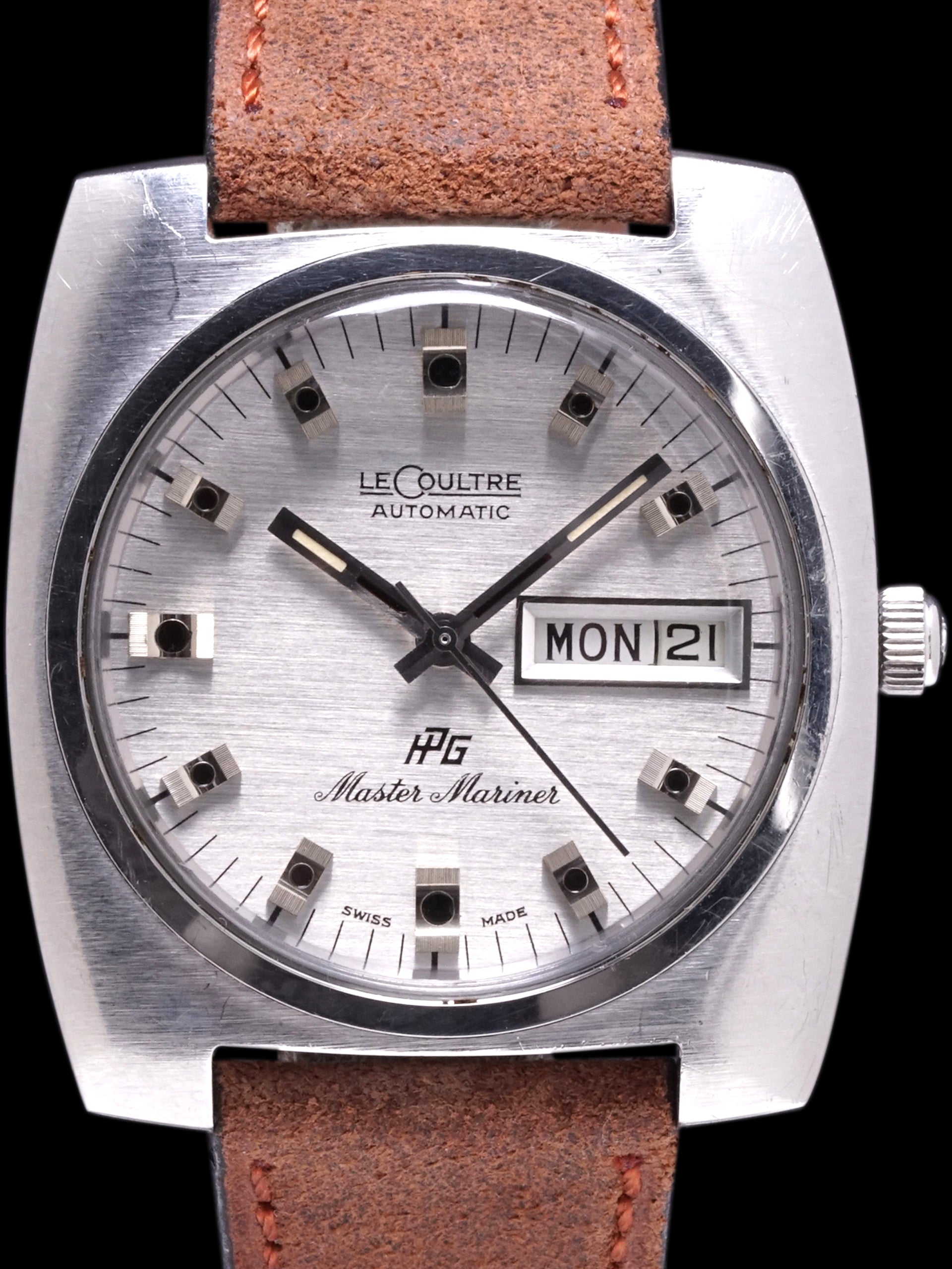1970s LeCoultre Master Mariner Day-Date (Ref. 9514)