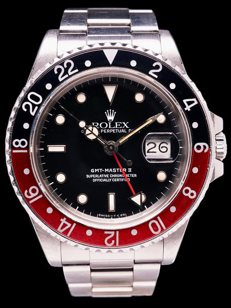 "1987 Rolex GMT-Master II (Ref. 16760) ""Fat Lady"""