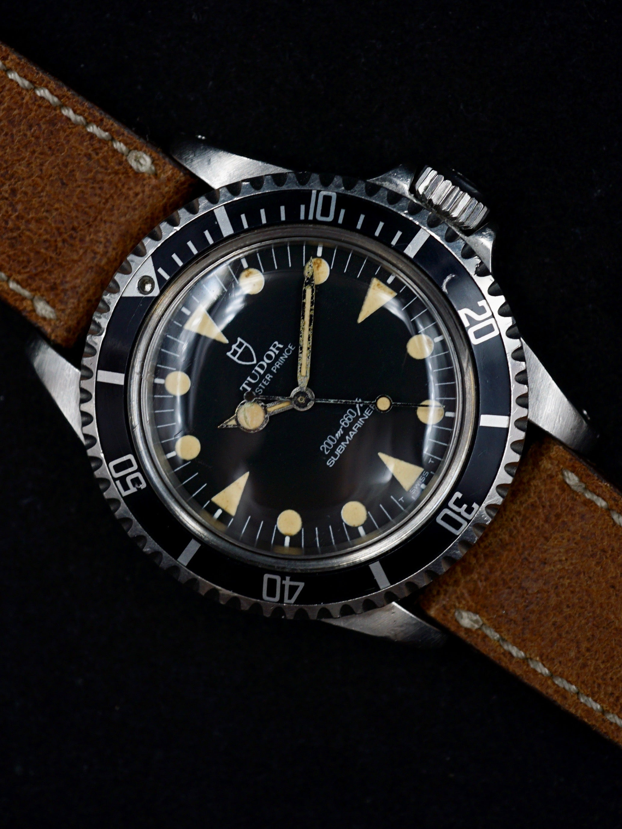 "1982 Tudor Submariner (Ref. 94010) ""Lollipop Hand"""