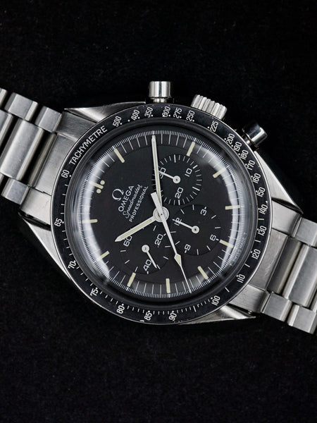 "1973 OMEGA Speedmaster 145.022-69 ""Straight Writing Case Back"""