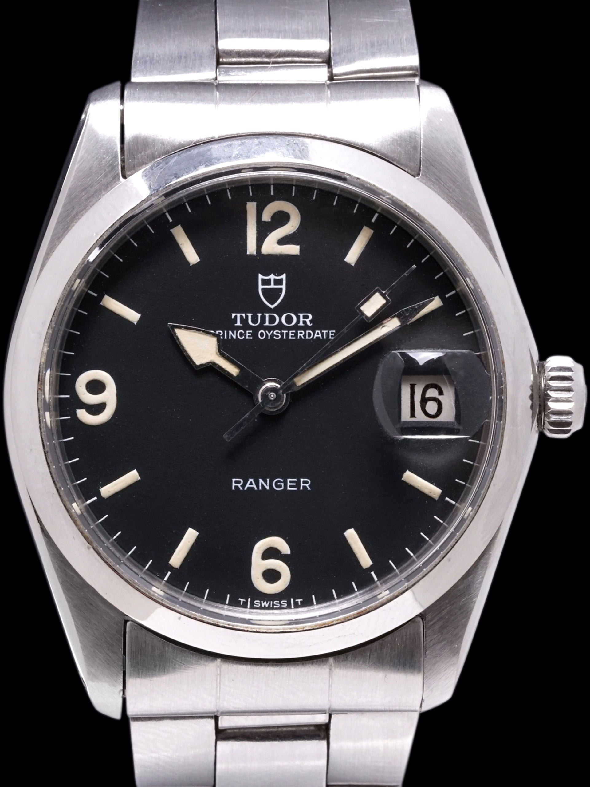 *Unpolished* 1967 Tudor Ranger (Ref. 7966/0)