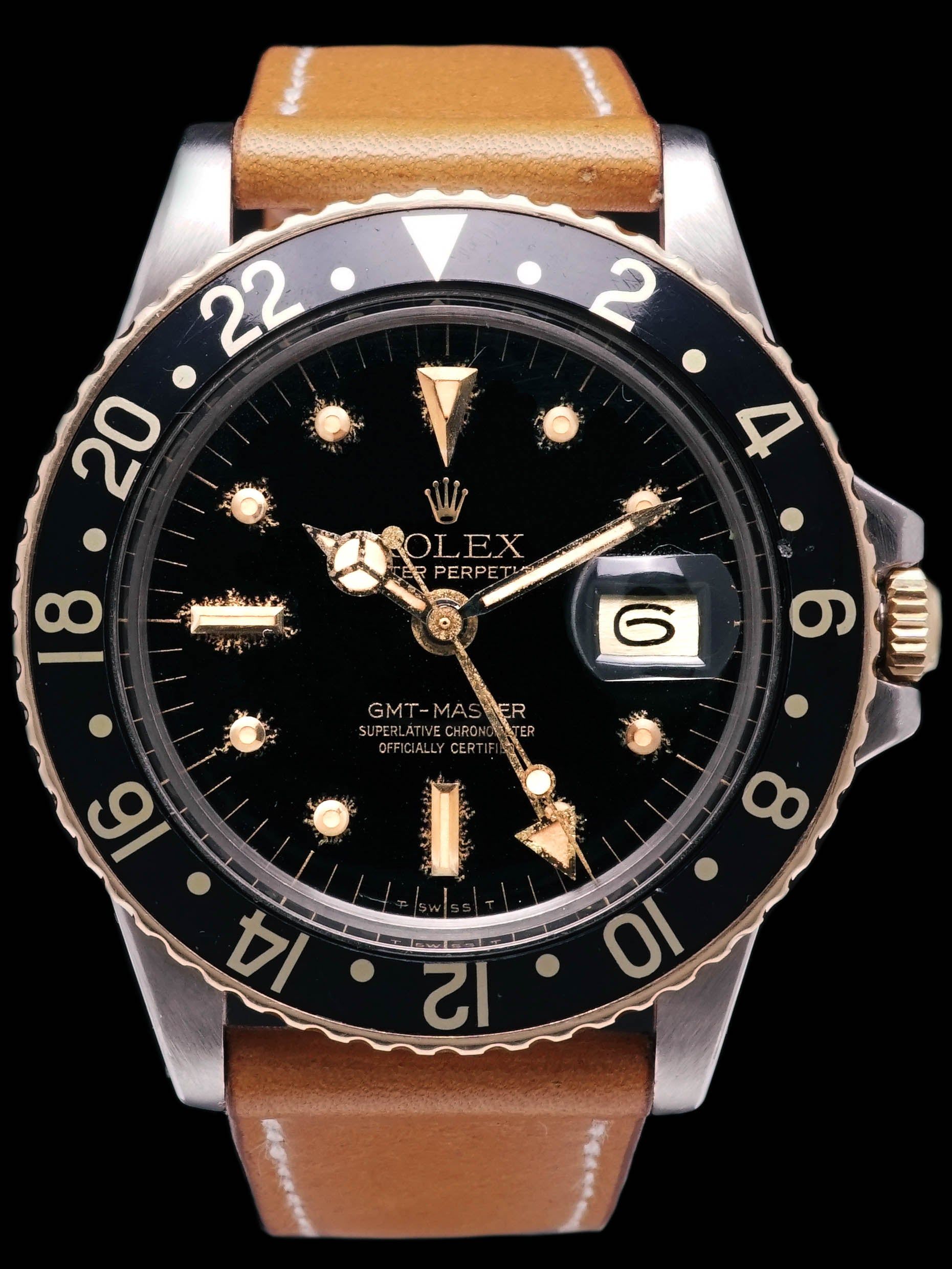 1972 Rolex Two-Tone GMT-Master (Ref. 1675)