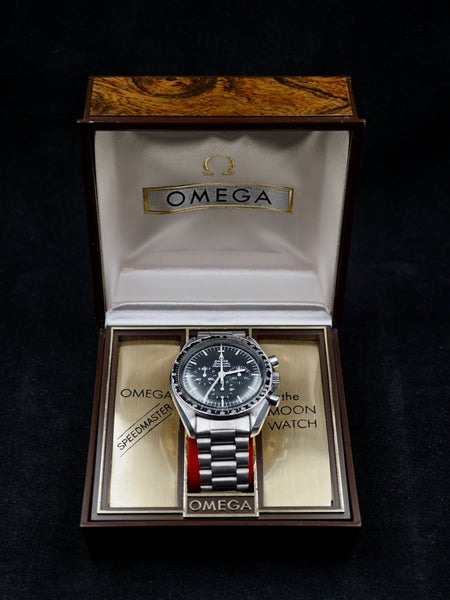 1979 OMEGA Speedmaster Professional 145.022 with Box and Papers