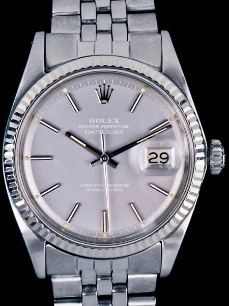 1967 Rolex Datejust (Ref. 1601) Grey Dial