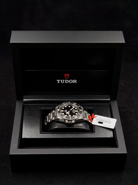 2016 Tudor Pelagos LHD ref. 25610TNL with Box and Papers