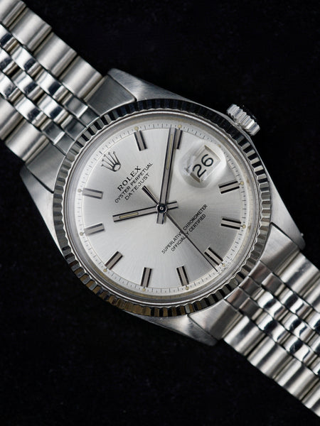 "1970 Rolex Datejust (Ref. 1601) ""Wide Boy"""