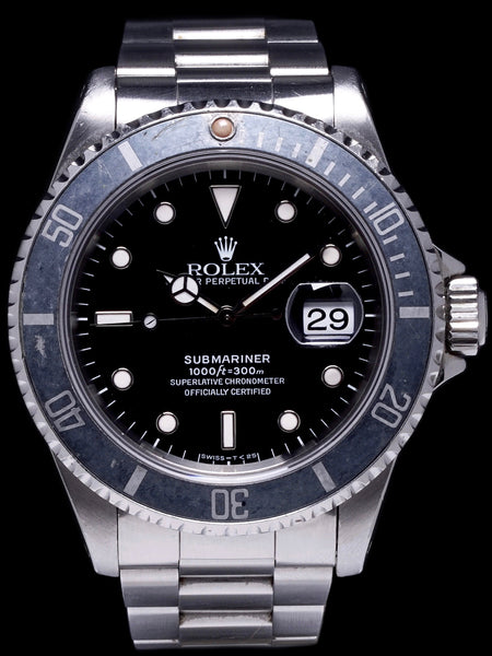 "1993 Rolex Submariner (Ref. 16610) ""Ghost Bezel"""