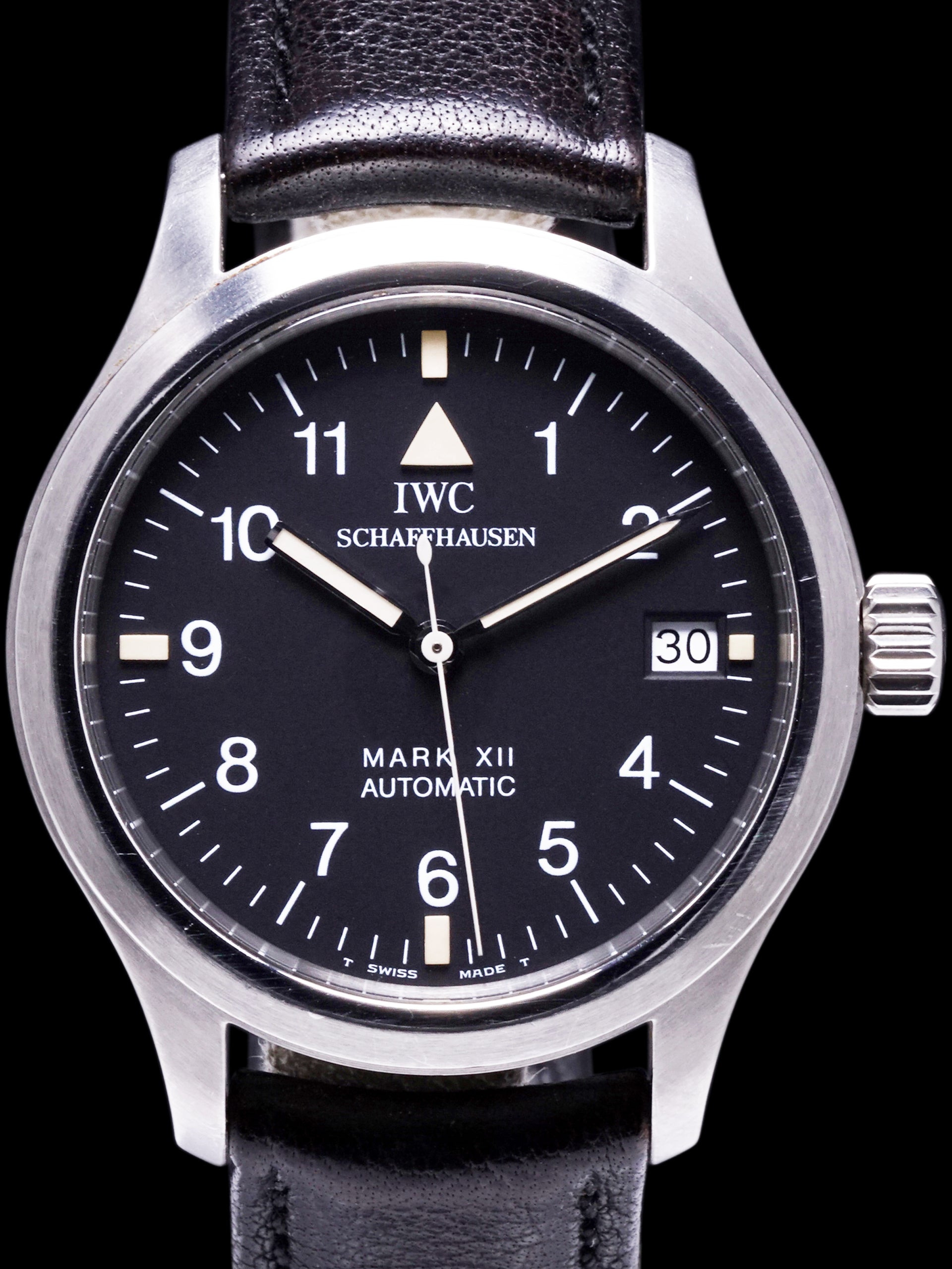 1994 IWC MARK XII W/ Box & Papers