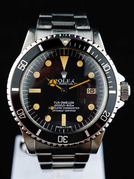 "1978 Rolex Sea-Dweller (Ref. 1665) MK IV ""Great White"""