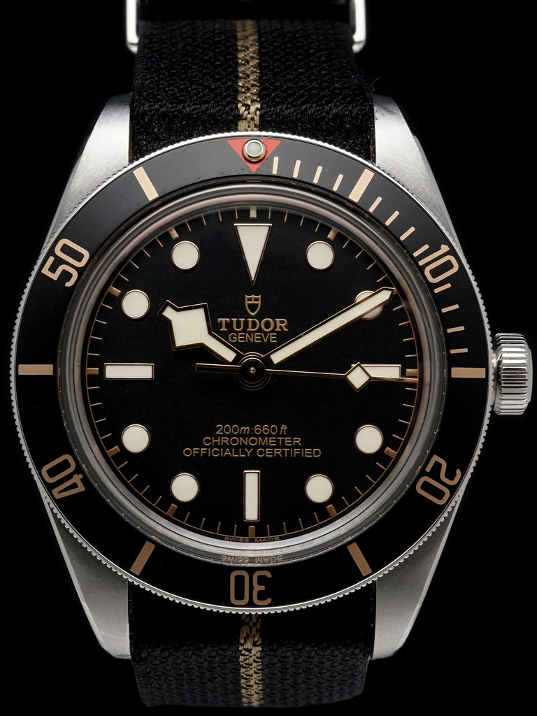 Fs 2018 Tudor Black Bay 58 Ref 79030 With Box And Papers Rolex