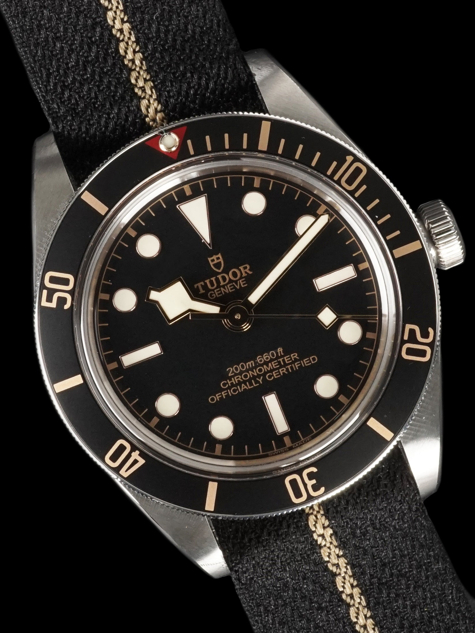 2018 Tudor Black Bay 58 (Ref. 79030) With Box and Papers