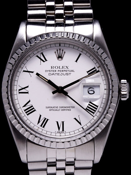 "1979 Rolex Datejust (Ref. 16030) ""Buckley Dial"""