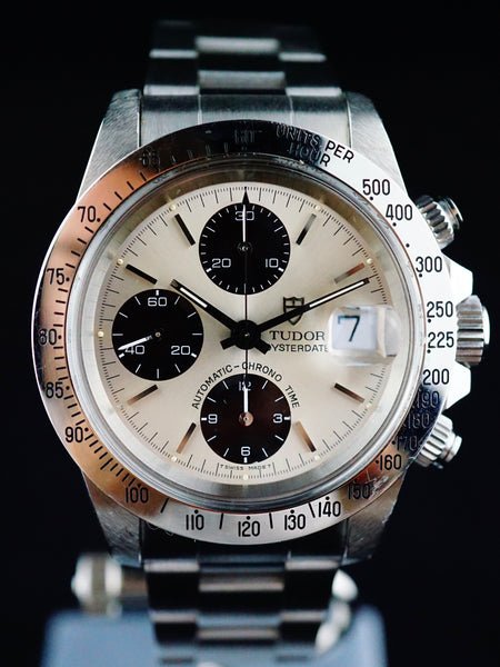 1993 Tudor Chronograph Big Block Ref 79180