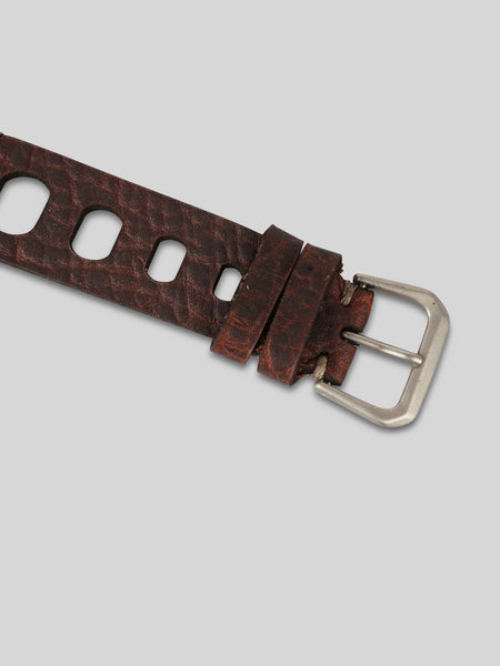 Leather Tropic Strap - Chocolate