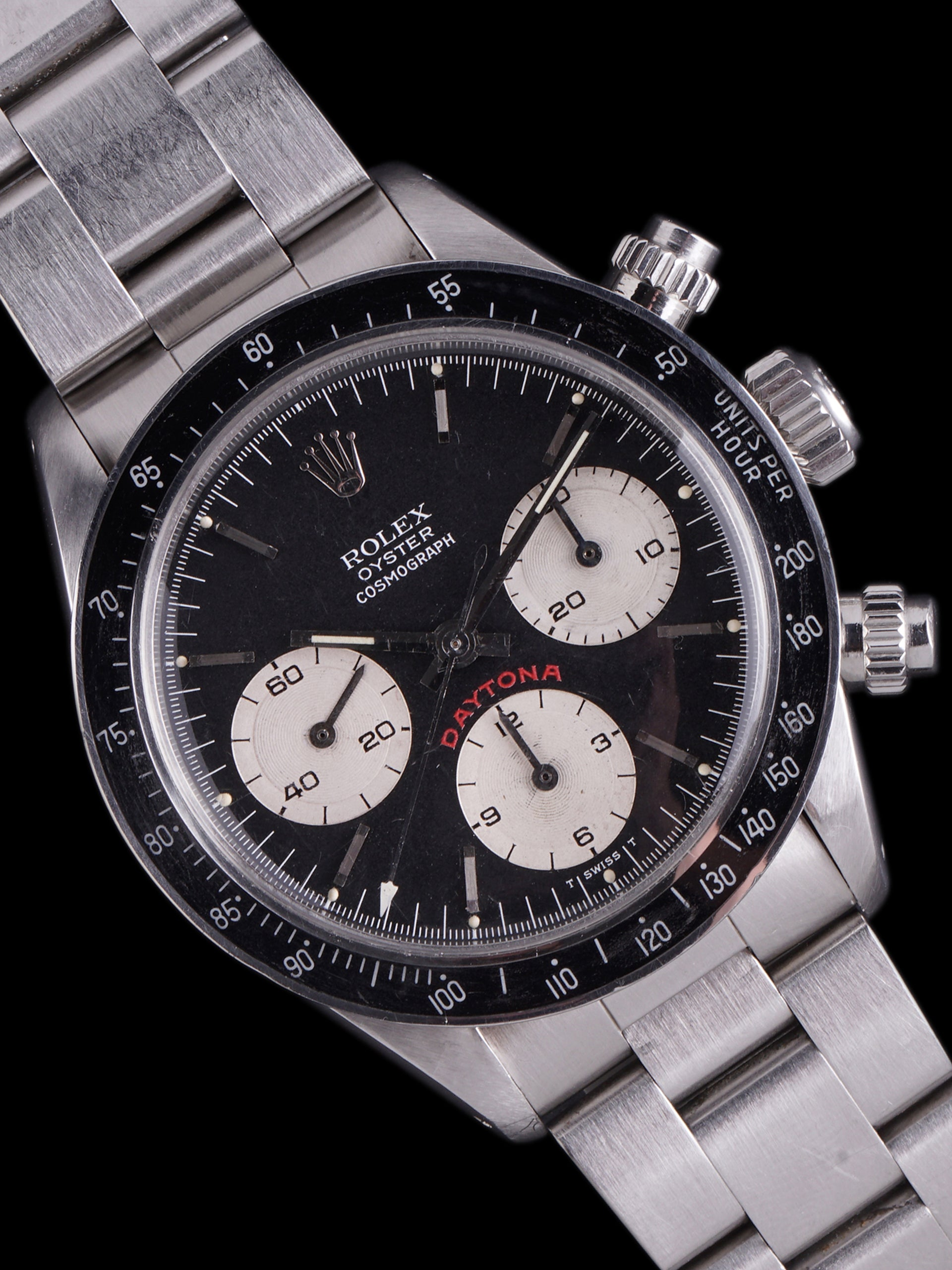 "1978 Rolex Daytona (Ref. 6263) Black Dial ""Big Red"""