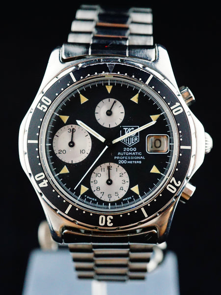 TAG Heuer 2000 Automatic Ref. 173.206