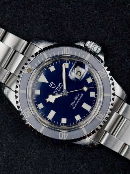 "1979 Tudor Submariner (Ref. 94110) ""Blue Snowflake"""