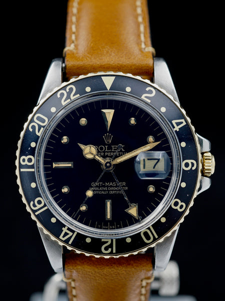 1979 Rolex Two Tone GMT (Ref. 1675)