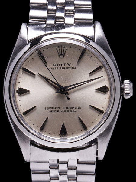 1959 Rolex Oyster-Perpetual (Ref. 1002)