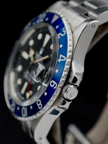 rolex blueberry gmt