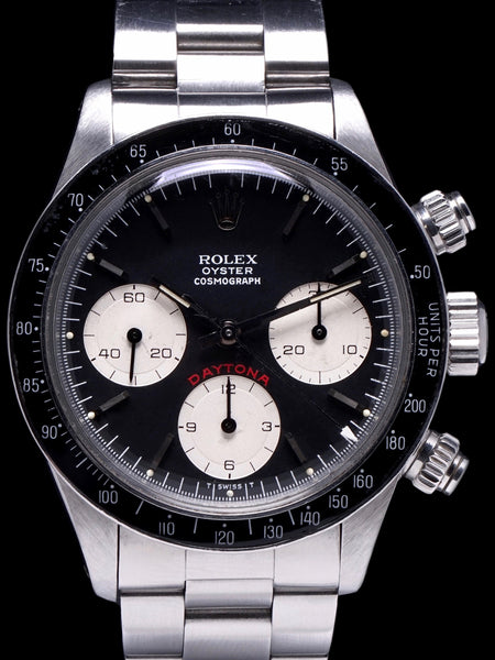 "1981 Rolex Daytona (Ref. 6263) Black Dial ""Big Red"""