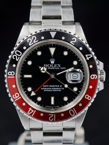 "1987 Rolex GMT Master II Ref. 16760 ""Fat Lady"""