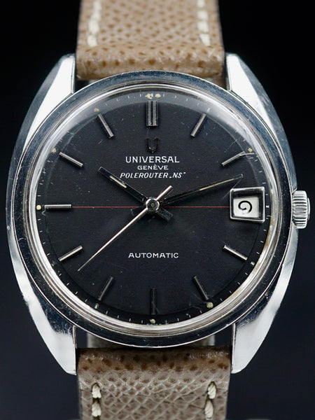 1966 Universal Geneve Polerouter NS Ref. 869108/04