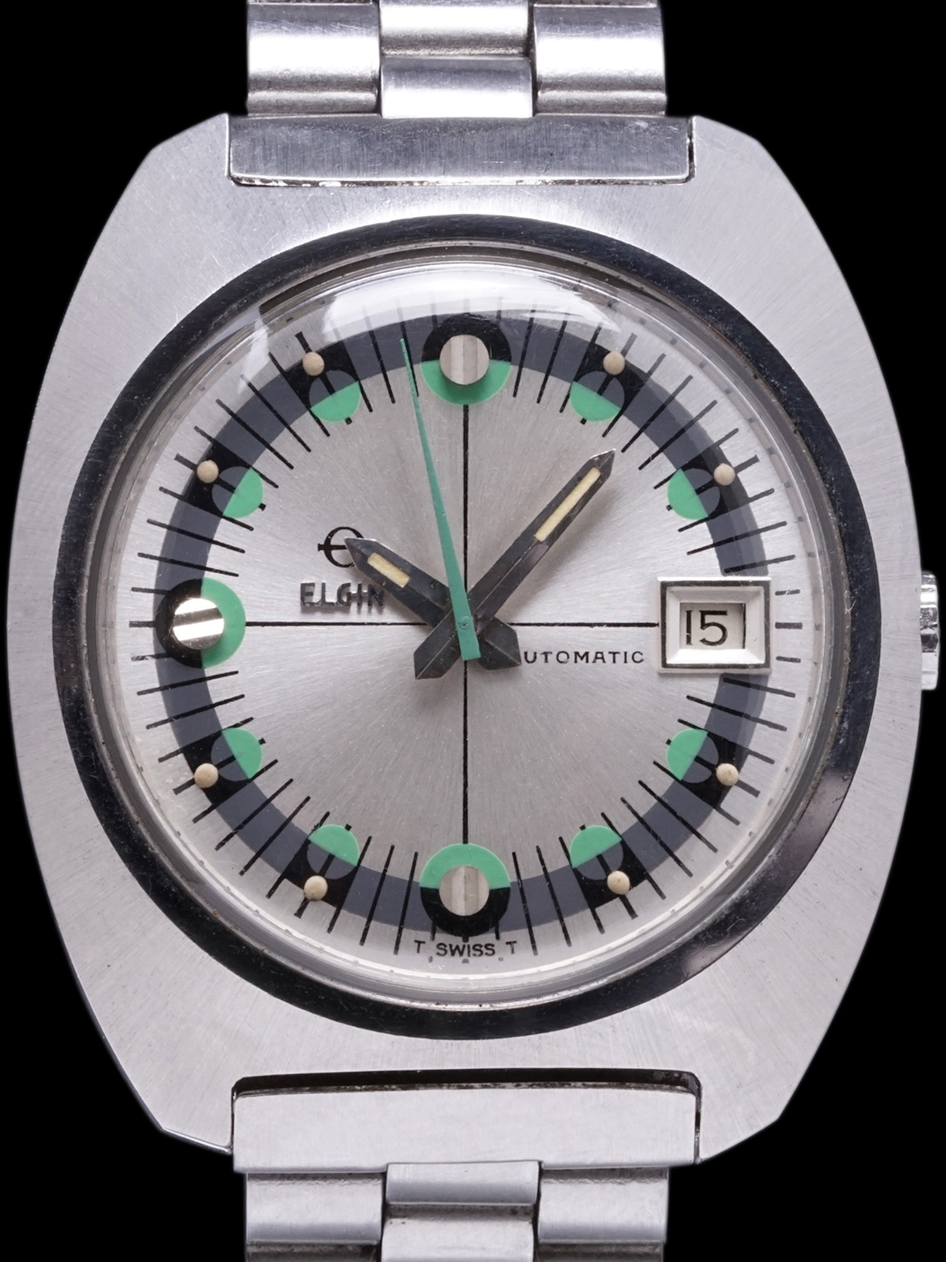 1960s Elgin Automatic