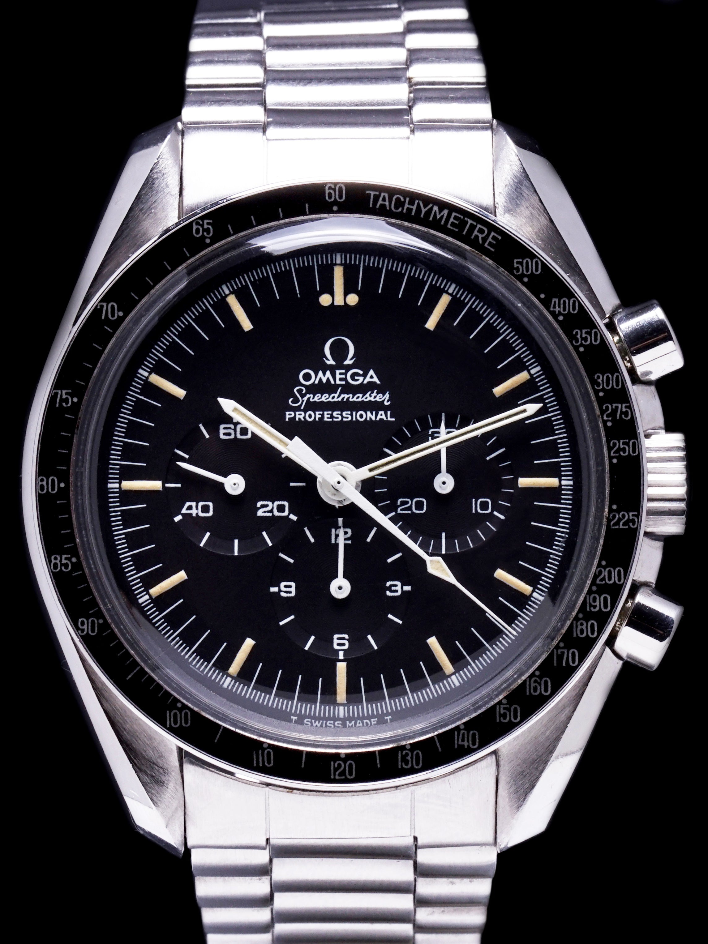1976 OMEGA Speedmaster Professional (Ref. 145.022) W/ Box and Papers